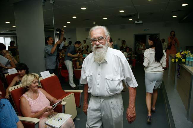 Ректор Университета Духовной Культуры Ермилов Э.А.