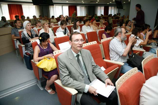 Руководитель комитета по экологии и природопользованию Законодательного собрания Нижегородской области Павел Миронов