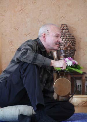 Основатель психонетического сообщества Олег Бахтияров