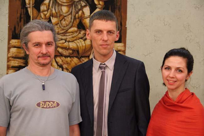 Андрей Лобанов, Владимир Муранов, Светлана Лобанова