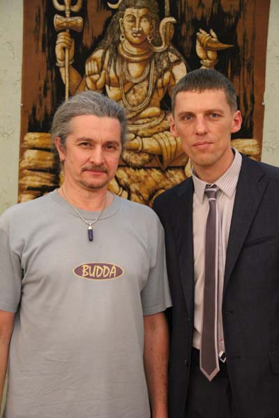 Андрей Лобанов и Владимир Муранов