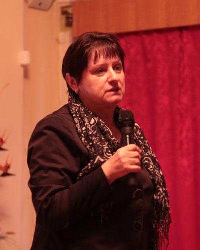 Заместитель министра внутренней, региональной и муниципальной политики Нижегородской области С.В.Чернышова подводит итоги фестиваля